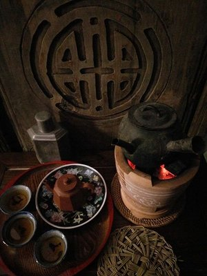 About the kind of Guangdong Oolongs
