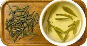 """Китайский желтый чай """"Серебряные иглы с горы Цзюньшань"""""""