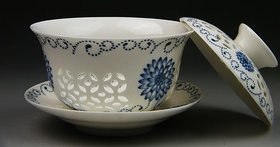 Rice Grain porcelain