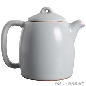 Qin Weight Shaped Teapot 秦权壶